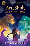 Aru Shah and the End of Time cover