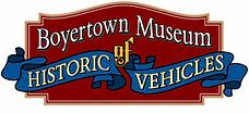 The Boyertown Museum of Historic Vehicles Logo