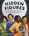 Hidden Figures by Margot Shetterly cover