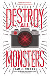 Destory All Monsters cover