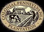 Colonial Pennsylvania Plantation logo