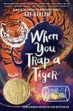When You Trap a Tiger cover