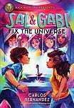 Sal and Gabi fix the Universe cover