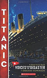 Titanic Voices from the Disaster cover