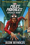 Miles Morales by Jason Reynolds cover