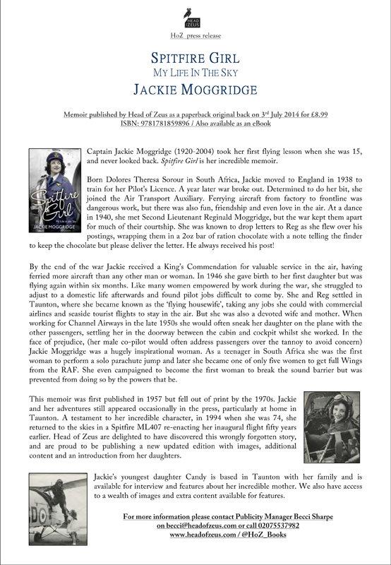 Moggridge_Spitfire_press release - Copy