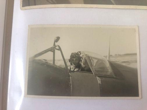 Jackie in cockpit ATA.jpg