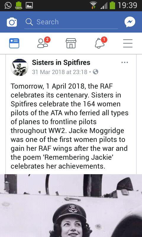 Sisters in spits RAF wings.jpg