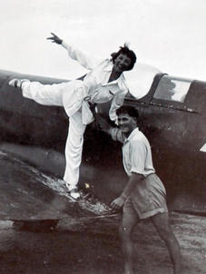 Spitfires to Burma
