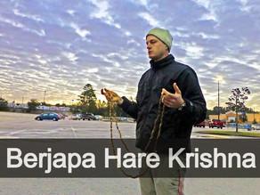 Berjapa Hare Krishna