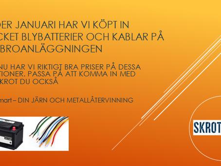 Inköp i Örebro