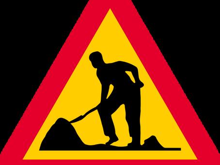 Ändrade Öppettider 26/11 i ESKILSTUNA på grund av renoveringsarbete