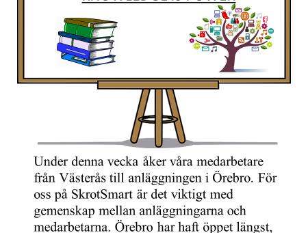 Västeråsare till Örebro
