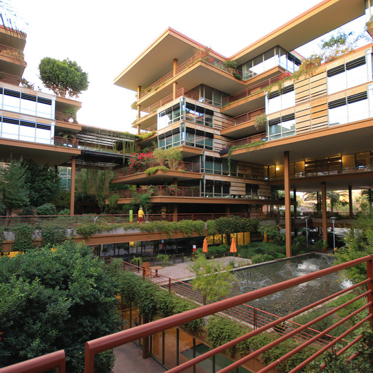 Mixed Use Residential complex with Optima