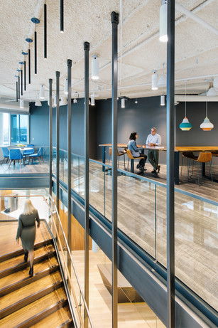 Corporate Office Renovation with Gensler