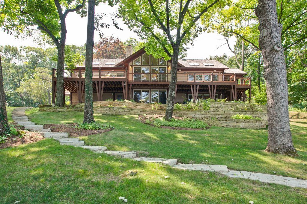 Tower Lakes Lake Home | Adina Hall Design