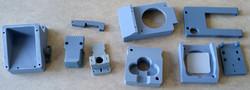 3D fixture parts