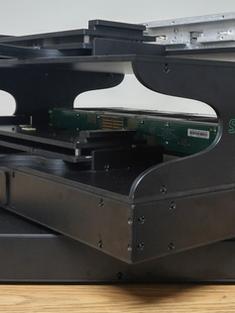 Custom test fixture for Siemens Canada Ltd.