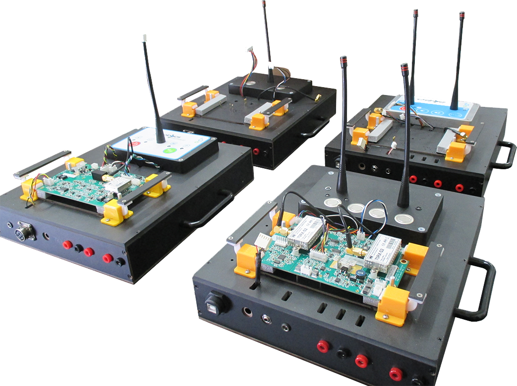 Simple functional RF tester