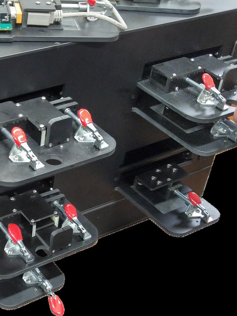 Siemens Canada custom tester