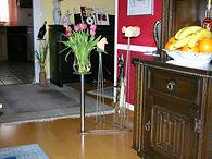 Kerzen- und Blumenständer tscharly design, 8604 Volketswil, Handwerkskunst aus Metall