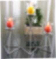 Wind-Lichter im 3er Set, tscharly design, 8604 Volketswil, Handerks-Kunst aus Metall
