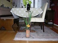 Weinständer tscharly design, 8604 Volketswil - Zürich - Schweiz. Handwerkskunst aus Metall