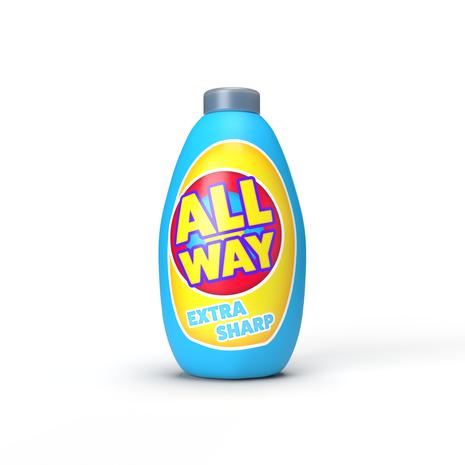 All Way Detergent Bottle