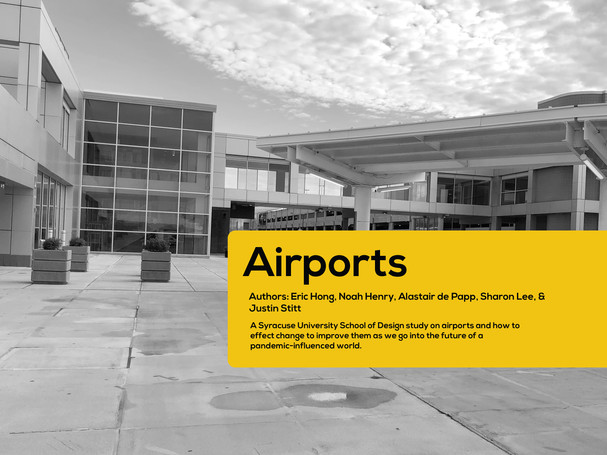 Covid-19 & the Airport Environment