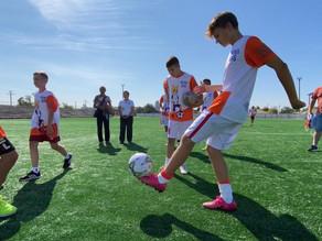 Фестиваль детского дворового футбола 6х6 в Саратовской области!
