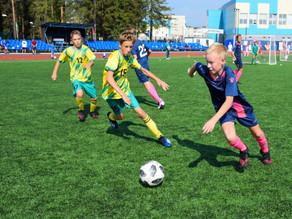 Фестиваль детского дворового футбола 6х6 в Свердловской области!