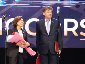 Открытие XIX Международного фестиваля спортивного кино «KRASNOGORSKI»
