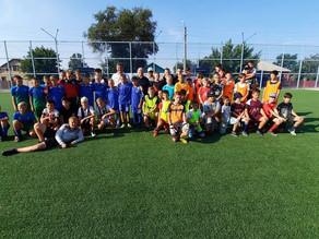 Фестиваль детского дворового футбола 6х6 в Астраханской области!
