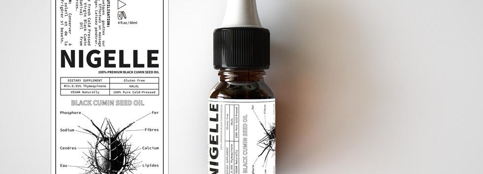Nigelle oil