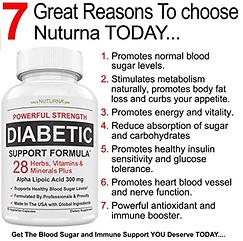 Diabetes Nuturna product