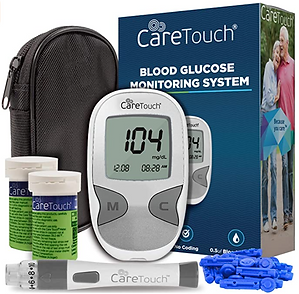 Care Touch Diabetes Testing Kit.PNG