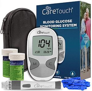 Care Touch Diabetes Testing Kit
