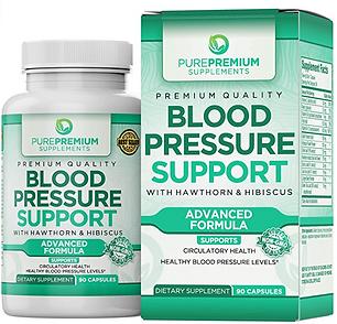 Pure Premium Blood Pressure Support