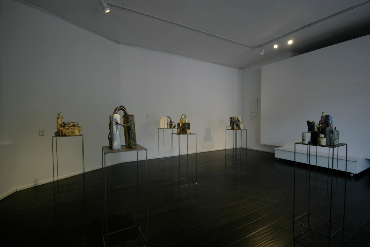 Vue d'exposition | Exhibition Views
