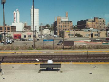 Scott Berwick: Rail Routes