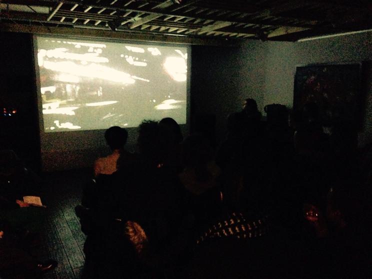 Projection de film | Film Screening