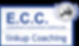 Logo E.C.C Linkup coaching certification