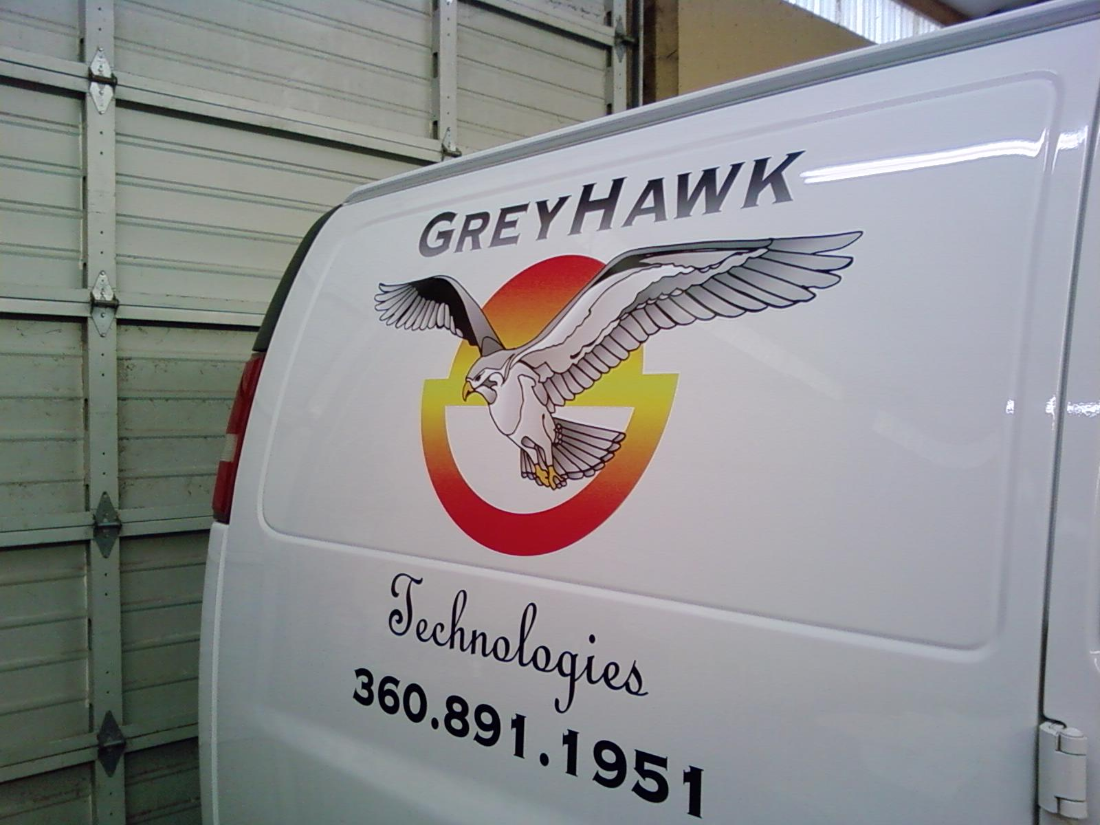 Digital graphics and vinyl