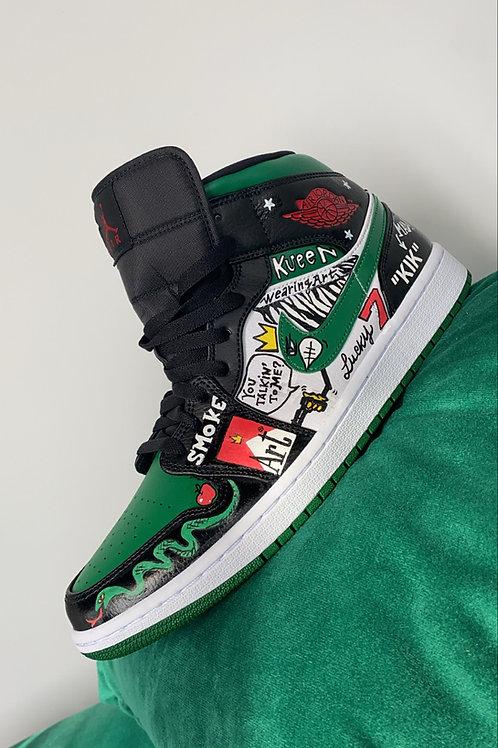 """Nike Air Jordan """"KIK"""""""