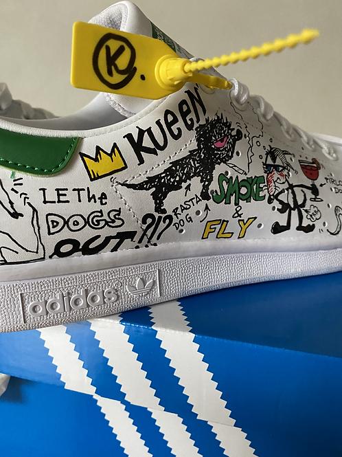 "Adidas S.Smith ""DOGS"""