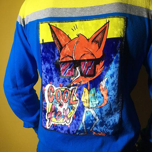 """MAGLIONE """"COOL FOX"""""""