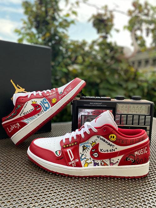 """Nike Jordan I low """"DABEON DJ"""""""