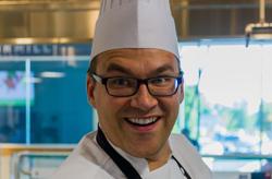 Chef Cory Barrett