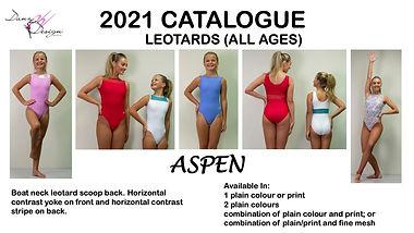 2021 Leotard & Performance Wear Catalogu