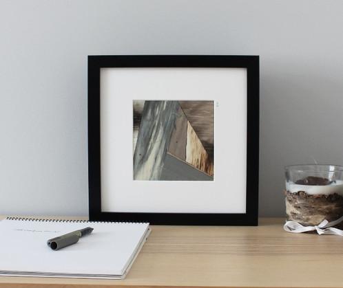 Framed wall art frame wood wooden collage picture image design ...